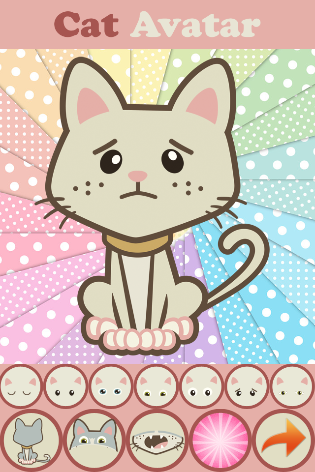 Cat Avatar Creator
