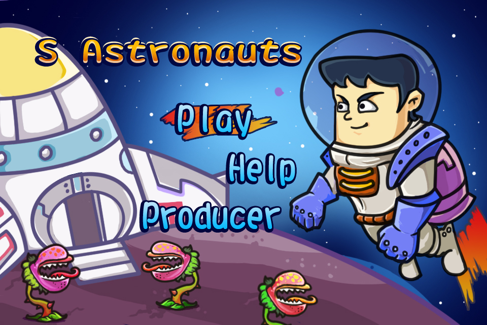 Screenshot S Astronauts
