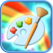 Paint Sparkles Draw - My First Coloring Book HD!